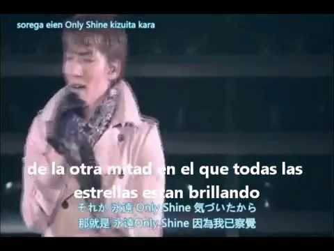 W-inds Be As One sub español fairy tail ending 6