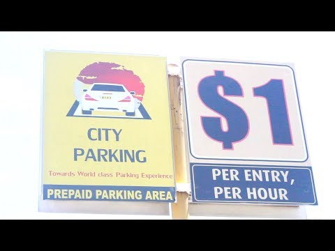 Motorist Cry Foul As City Parking Fees Go UP