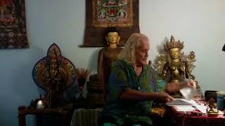 April 6 - Manjushri and Five Elements