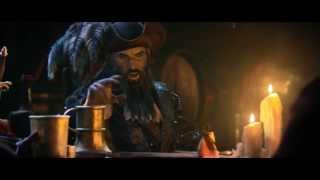 Assassin's Creed 4 Black Flag трейлер (Ассасин крид 4 трейлер)