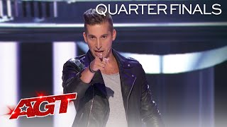 Max Major Warps Reality With Mind-Blowing Mentalism - America's Got Talent 2020