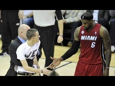 ESPN Piece on biggest LeBron James Fan James Blair