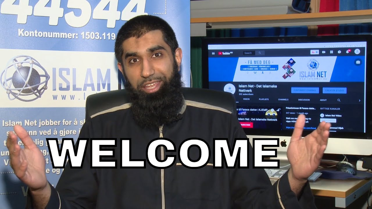 Welcome to Islam Net's YouTube Channel | Fahad Qureshi, Chairman of Islam Net