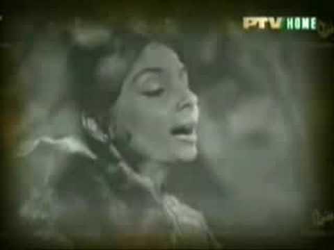 Sohni Dharti Allah Rakhe Qadam Qadam aabad, New+Old(PTV live)-Shehnaz Begum