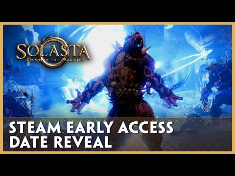 Early Access Release Date - Solasta: Crown of the Magister