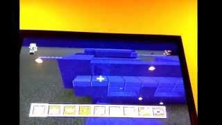 Minecraft Tutorial | Little Willie Tank | World War I