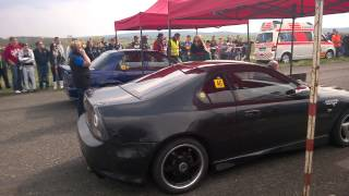 Honda Prelude vs  Ford Sierra