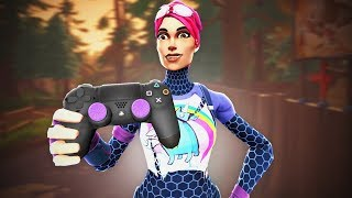 For this Reason I Use Kontrol Freeks in Fortnite/ (Fortnite Battle Royale Played)