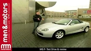 MG F- Test Drive & Review