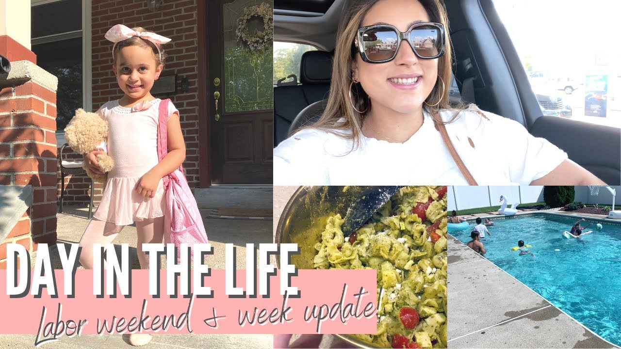 Download A COUPLE OF DAYS IN OUR LIFE | LABOR DAY WEEKEND AND FIRST DAY | XoJuliana