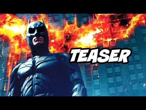 Batman Teaser and Post Credit Scene Breakdown - Crisis On Infinite Earths Easter Eggs