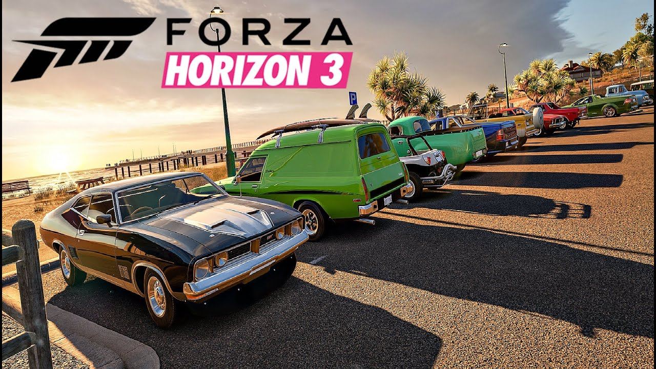 Forza Horizon Full Car List All Cars Youtube