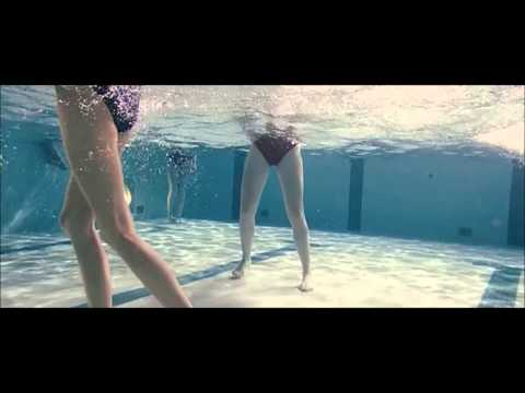 """Carrie"" (2013) Pool Scene [Chloe Grace Moretz, Ansel Elgort, Judy Greer, Gabriella Wilde]"