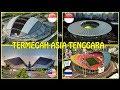 GELORA BUNG KARNO Dan 4 Stadion TERMEGAH DI ASIA TENGGARA