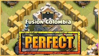 PRUEBA TU CLAN #73 - FUSION COLOMBIA - A por todas con Clash of Clans - Español - CoC