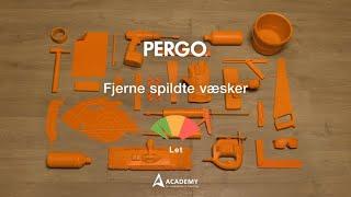 Vedligeholdelse laminatgulv: fjerne spildte væsker