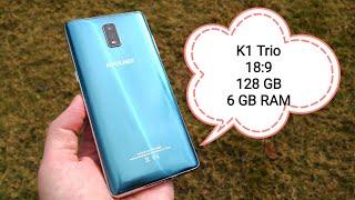 Koolnee K1 TRIO | Beautiful and Elegant 18:9 FullView Monster Specs Smartphone