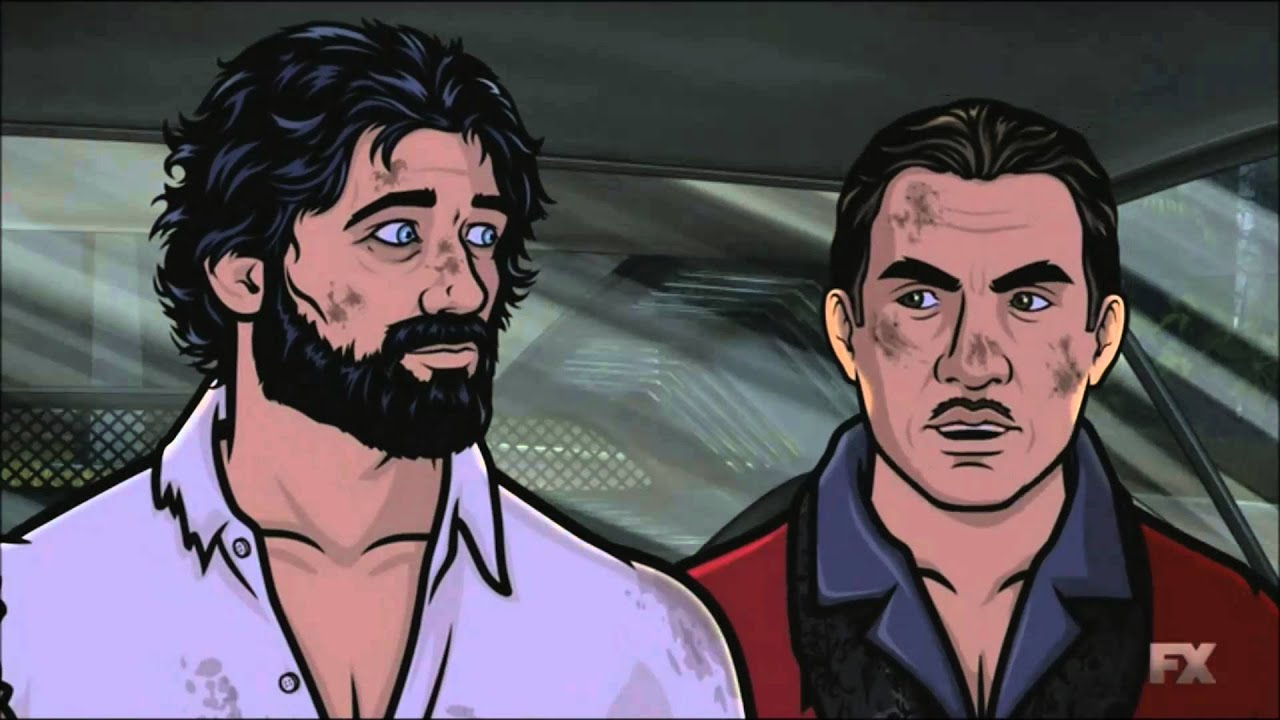 Archer episode 12 season 5 archer finds a tiger youtube - Archer episodes youtube ...