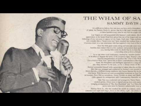 I'm Gonna Live Till I Die - Sammy Davis Jr.