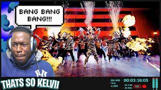 BIGBANG - 뱅뱅뱅 (BANG BANG BANG) M/V | REACTION