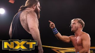 Drake Maverick vs. The Undisputed ERA – Handicap Match: WWE NXT, Sept. 16, 2020