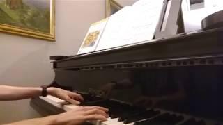 Bye Bye Darling - BØRNS Piano Cover