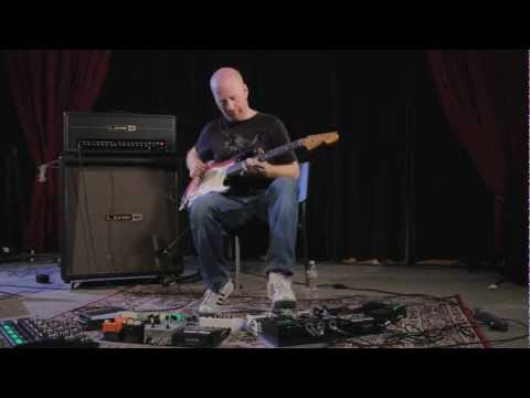 Oz Noy Talks Amps and Effects with Line 6