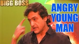 "Bigg Boss - 23rd December 2013 : Armaan Kohli talks about his ""Angry Young Man"" image"