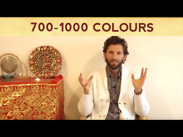 What is the Meaning of LOC's Awareness, Divine Love, Supra Causal, Full Consciousness, and colors?