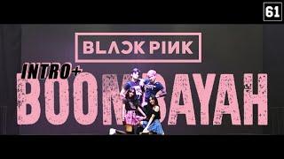 BLACKPINK (블랙핑크) - INTRO + BOOMBAYAH (붐바야)   DANCE COVER BY SIXTY ONE