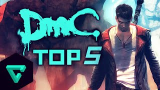 Top 5 : Reasons To Play DmC Devil May Cry Definitive Edition | Gameplay & Review