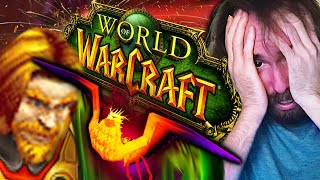 Asmongold Traumatic Return t๐ Classic World of Warcraft   ft. Mcconnell
