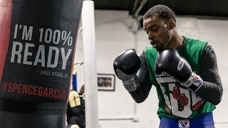 Spence hopes a win over Garcia will rank him #1 pound-for-pound