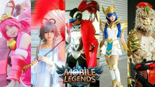 THE BEST MOBILE LEGENDS COSPLAYERS OF 2017