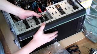 DoshTech PC Build Part 3: Drives and Cables