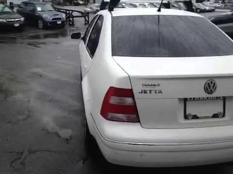 2007 volkswagen jetta manual sedan