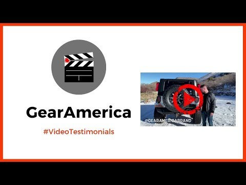 GearAmerica Mega Shackles Review - Burliest and Best looking D-Ring Shackles out there!