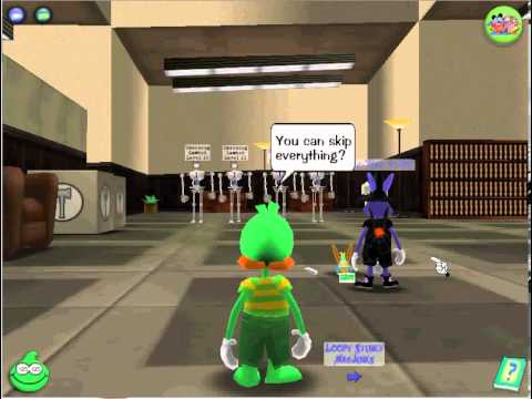 Toontown: Lawbot - District Attorney's Office D
