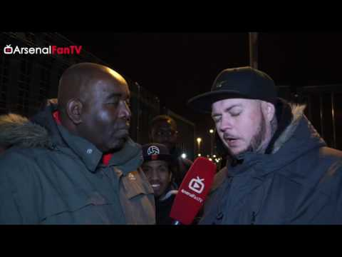 Man City 2 Arsenal 1 | Time For Wenger To Say Goodbye (Passionate Tant