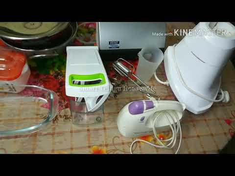 My Favourite Kitchen Tips on Gadgets | Kitchen appliances | Kitchen Organization in Telugu