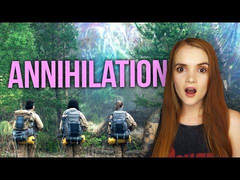 Annihilation (2018) Review | Netflix