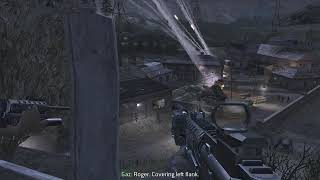 Call of Duty 4 Modern Warfare- All Ghillied Up Sniper Mission Veteran Gameplay