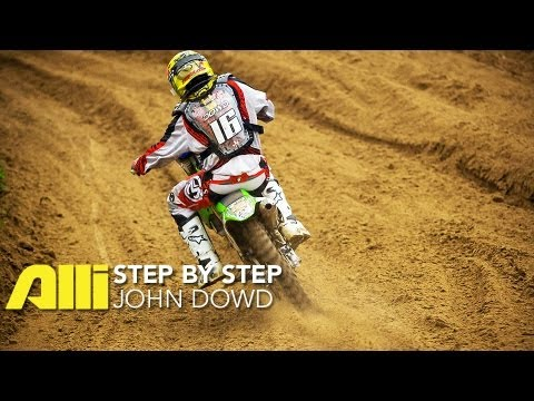 How To Ride Sand John Dowd Alli Sports Moto Step By Step Trick