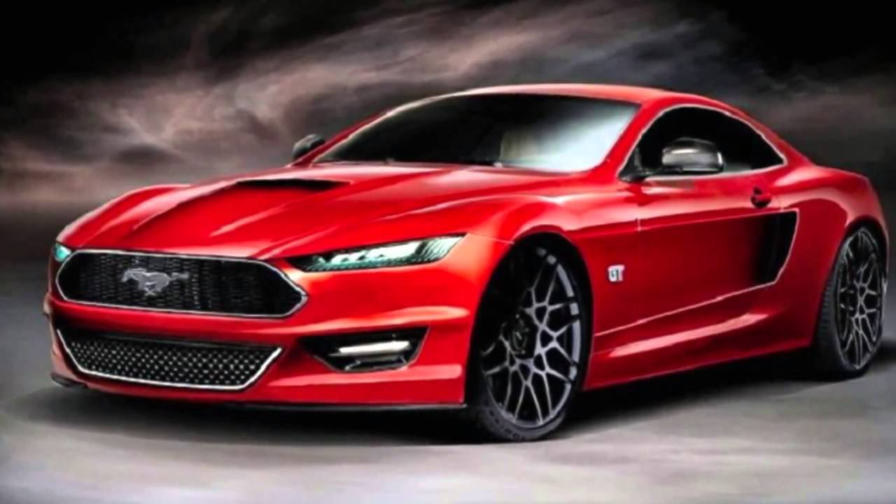Ford Mustang Concept 2017 >> 2017 Ford Mustang Concept Youtube