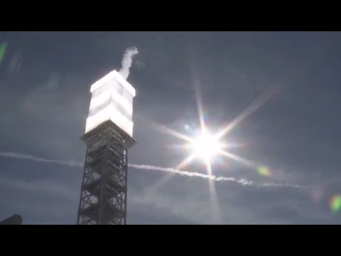 A Look at the World's Largest Solar Plant
