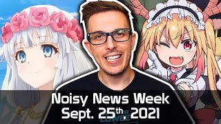 Noisy News Week - Nintendo Direct Into Our Hearts and Big Announcement