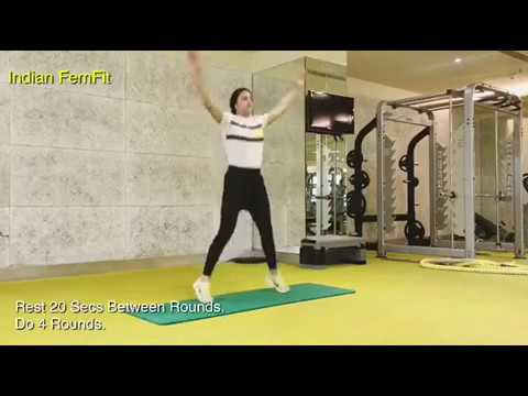 WeightLoss Program – Day 1 – Home Workout