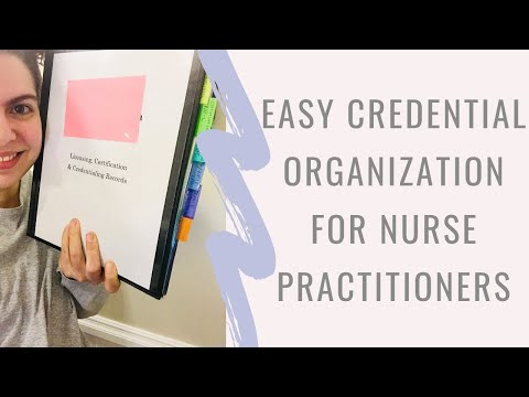 easy-credential-organization-for-nurse-practitioners