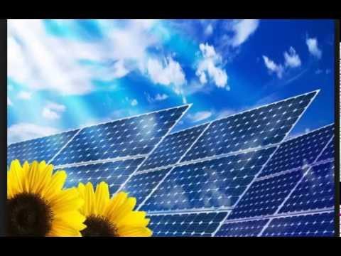 new world of solar energy