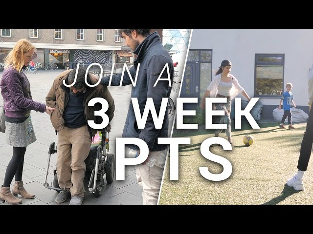 'You really become a family' - Join one of the PTS schools in Europe!
